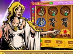 Greek Titan Casino Slots FREE - The Olympus Gods Lucky 777 Slot Machine Games 1.0 Screenshot
