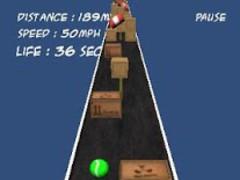 Green Ball RunWay Lite 0.7 Screenshot