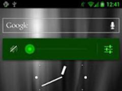 Green Blast CM9/AOKP/GMY Theme 1.4 Screenshot