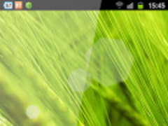Green Bokeh Live Wallpaper 1.0 Screenshot