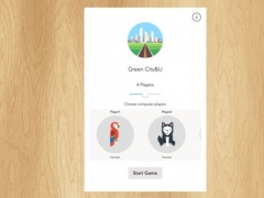 Green City&U Game 1.0 Screenshot