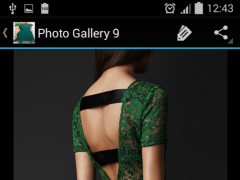 Green Dress 2.3 Screenshot