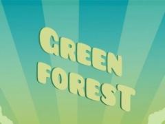 Green Forest Keyboard Theme 3.92 Screenshot
