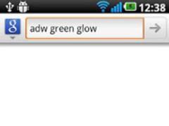 Green Glow Keyboard Skin 1.0 Screenshot