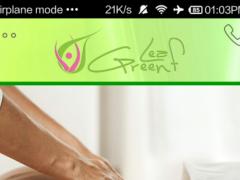 Green Leaf Zhong He HealthCare 1.0 Screenshot