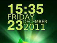 Greenlight golauncher EX theme 1.3 Screenshot