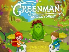 Greenman and the Magic Forest 1.2 Screenshot
