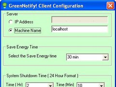 GreenNotify 1.7 Screenshot