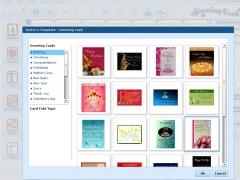 Greeting Card Software 3.1 Screenshot