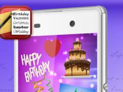 Greeting & eCards Maker Pro 3.0 Screenshot