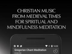 Gregorian Chant Meditation 1.10 Screenshot