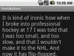 Gretzkyisms 2.0 Screenshot