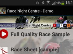 Greyhound Race Nights 1.5 Screenshot