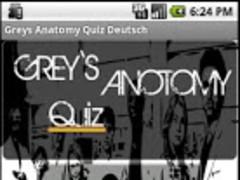 Greys Anatomy Quiz German 1 Screenshot
