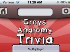 Greys Anatomy Trivia 1.0 Screenshot