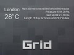 Grid GO Reward Theme 1.0 Screenshot