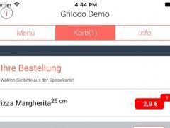 Grilooo Restaurant 6.0 Screenshot
