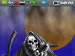 Grim Reaper LiveWallpaper Free 2.0 Screenshot
