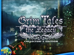 Grim Tales: The Legacy Collector's Edition HD 1.0.0 Screenshot