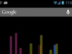 Groovy Bars Live Wallpaper 1.1.0 Screenshot