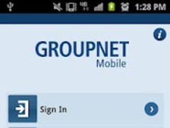 GroupNet Mobile 1.8.2 Screenshot