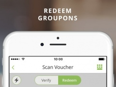Groupon Merchant 4.4.2 Screenshot