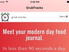 Grub Tracks 1.0 Screenshot