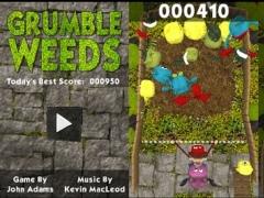 Grumble Weeds 1.0 Screenshot