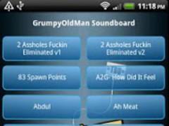 GrumpyOldMan Soundboard Donate 3.2.1 Screenshot