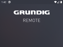 Grundig Smart Remote 2.14 Screenshot