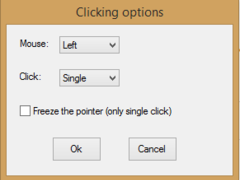 GS Auto Clicker 3.1.2 Screenshot