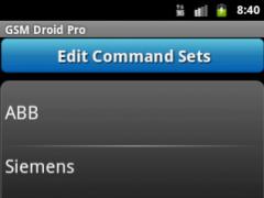 GSM Droid 4.0 Screenshot