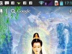 Guanyin Buddha live wallpaper 2.0.2 Screenshot