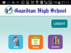 Guardian High School 3.93 Screenshot