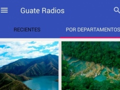 Guate Radios 2.1.2 Screenshot