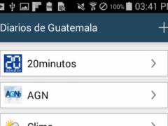 Guatemala News 1.2 Screenshot