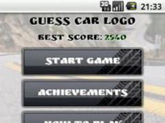 Guess Car Logo 1.0.2 Screenshot