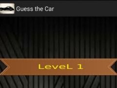 Guess Car Name by Picture 1.0 Screenshot