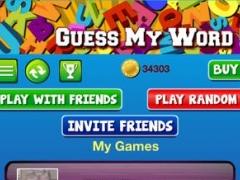 Guess My Word!! 1.9.0 Screenshot
