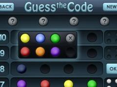 Guess the Code Pro HD 1.65 Screenshot