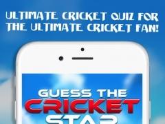 Guess The Cricket Star 1.0.20 Screenshot