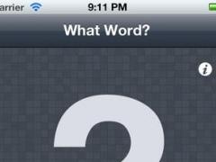 Guess Word What 2013.11.18 Screenshot