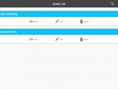 Guestlist Manager 1.0.1 Screenshot