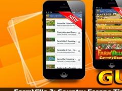 Guide FarmVille2 Tips Tricks 12.1 Screenshot