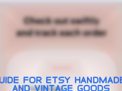 Guide for Etsy Handmade 1.0.0 Screenshot