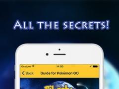 Guide for Pokémon GO - Guide, Solutions, Tips 1.0 Screenshot