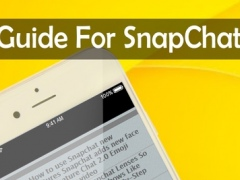 Guide for Snapchat Fast Message Texting App 1.0 Screenshot