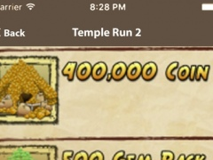 Guide for Temple Run 2 Gems Tips , Cheats , Tricks , Goals How To Play 1.0 Screenshot