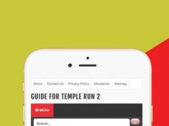 Guide For Temple Run 2 - Tips and Tricks 1.1 Screenshot