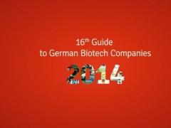 Guide to German Biotech Companies 2014 1.0 Screenshot
